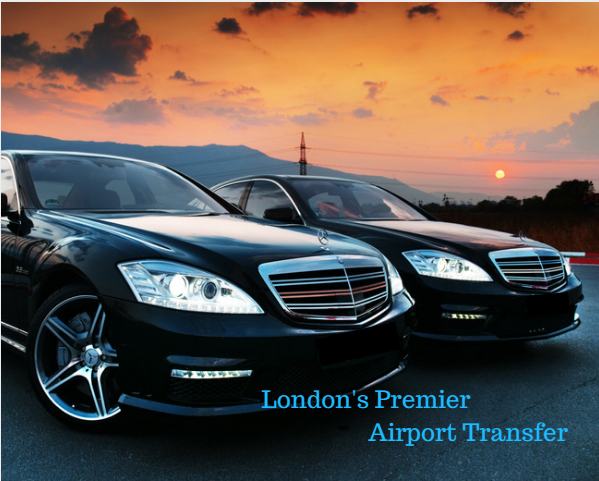 two-black-merc-airport-ds-executive